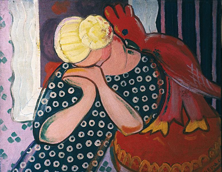 Confusion - Le Perroquet rouge