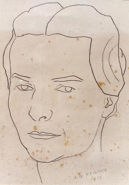 Portrait de Jeanne