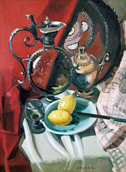 Deux Citrons et l'aiguière